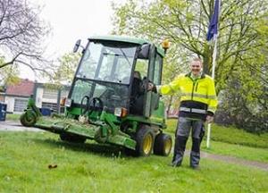 Thomas Slagman bij De Groenmakers
